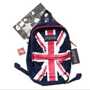 Jansport Super FX Union Jack Backpack 🇬🇧